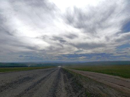 от Магадана через Евразию на мотоцикле