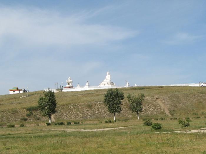 Второй по величине город в монголии